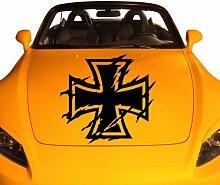 Auto Aufkleber Eisernes Kreuz Iron Cross Car