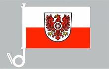 Auto-Fahne: Eichsfeld (Landkreis) - Premiumqualitä