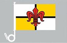 Auto-Fahne: Grefrath (Kreis Viersen) -