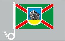 Auto-Fahne: Horsten - Premiumqualitä