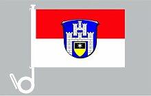Auto-Fahne: Staufenberg - Premiumqualitä