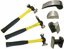 Auto Karosserie Reparatur Werkzeug Mit Faserglas