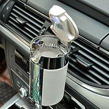 Auto Led Aschenbecher Mit Deckel Kfz-versorgung