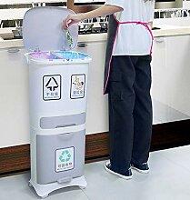 Auto parts Mülleimer für die Küche, Abfalleimer