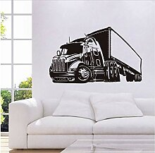 Auto Truck Pvc Wandaufkleber Dekoration Zubehör