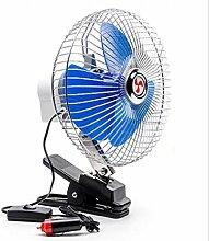 Auto-Ventilator-Minilüfter 8 Zoll 12V