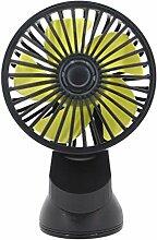 Auto-Ventilator mit Saugnapf, drei
