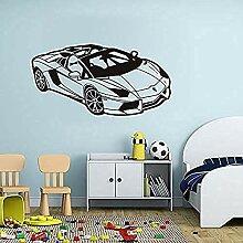 Auto Verkehr Aufkleber für Kind Schlafzimmer