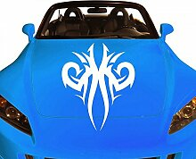 Autoaufkleber Drache Auto Tattoo Sticker Tribal