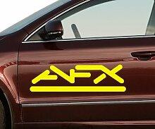 Autoaufkleber Sponsorenaufkleber Sponsoren Tuning