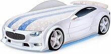 Autobett Epp mit Schubladen Roomie Kidz Farbe