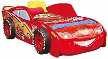 Autobett Kinderbett Cars Lightning McQueen Bett Bett Kinder Disney