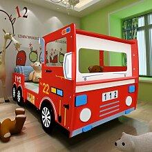 Autobett Owendale Feuerwehr Roomie Kidz