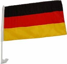 Autofahne - Deutschland