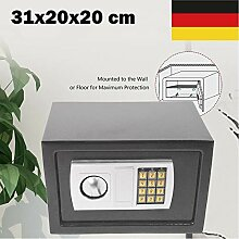 Autofather Klein Tresor Digitaler Safe Mit