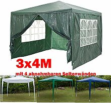 Autofather PE Pavillondach 3x4 Pavillon