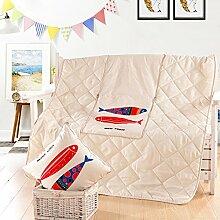 Autoklimaanlagen Verdickung war/Office NAP Kissen ist das Sofa/Klimaanlage Auto Taille Kissen/ head Back-H 40x40cm(16x16inch)