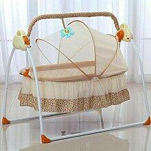 Automatik Babyschaukel Multifunktionsklappbarer