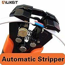 Automatische elektrische Abisolierzange Crimp