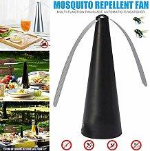 Automatische Fliegenfalle Mückenschutzventilator