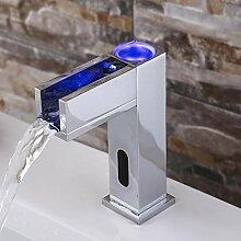 Automatischer Sensor Infrarot IR Bad Wasserhahn