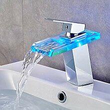 Automatischer Wasserhahn Led Badezimmer Wasserhahn