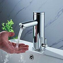 Automatischer Wasserhahn Waschbeckenarmatur,