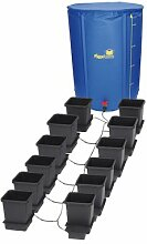 AutoPot 12Pot System mit 225 L FlexTank Automatische Bewässerung