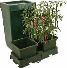 AutoPot easy2grow 2er Kit mit 47 L Tank Automatische Bewässerung