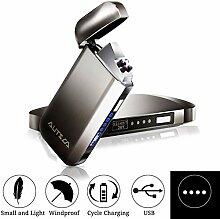 AUTSCA Feuerzeug, USB Lichtbogen Feuerzeug,