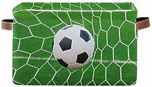 AUUXVA Ombra Aufbewahrungskorb Sport Fußball