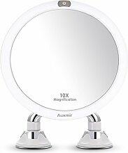 Auxmir Kosmetikspiegel Beleuchtet mit LED Licht,
