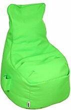 Avanti Trendstore 2479,1,2 Sitzsack, 60 x 65 x 95 cm, grün
