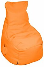 Avanti Trendstore 2479,1,3 Sitzsack, 60 x 65 x 95 cm, orange