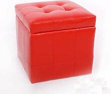 AVANTI TRENDSTORE - Sitzwürfel mit Stauraum, in