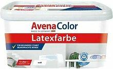 AvenaColor Latex Seidenglanz Innenraumfarbe 5L