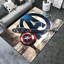 Avengers Endgame Teppiche Wohnzimmer Modern Thor