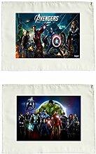 Avengers Stoffservietten 2er Se
