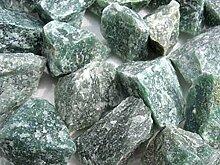 Aventurin grün, 0,8 kg., größere Stücke 40 - 60 mm, Minerale
