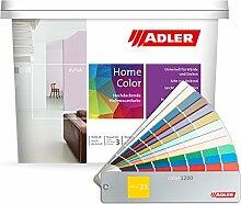 Aviva Home-Color Wandfarbe B 08/4 Rosenrot 3l
