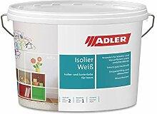 Aviva Isolier-Weiß 3 Liter, Nikotinfarbe und