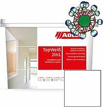 AVIVA Top-Weiß 2in1 9l Wandfarbe und Grundierung