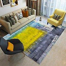 AWDDT Teppich Wohnzimmer Abstract Style Series 6