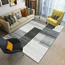 AWDDT Teppich Wohnzimmer Abstrakte Retro Art-Reihe