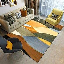 AWDDT Teppich Wohnzimmer Moderne Dekorationsserie