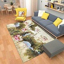 AWDDT Teppich Wohnzimmer Retro Style Series 1