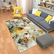 AWDDT Teppich Wohnzimmer Retro Style Series 3