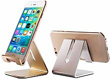 Awiquwex Handy-Ständer, aus Aluminiumlegierung,