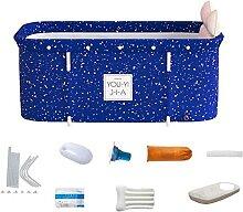 AWSAD Badewannen-Set Tragbares Falteimer-Kit for