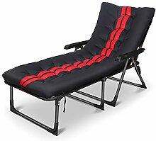 Axdwfd Liegestuhl Patio Lounge Chair, 5-Position